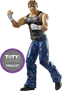 WWE Sound Slammers Dean Ambrose Action Figure
