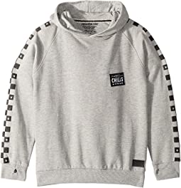 Checker Fleece Sweatshirt (Toddler/Little Kids/Big Kids)