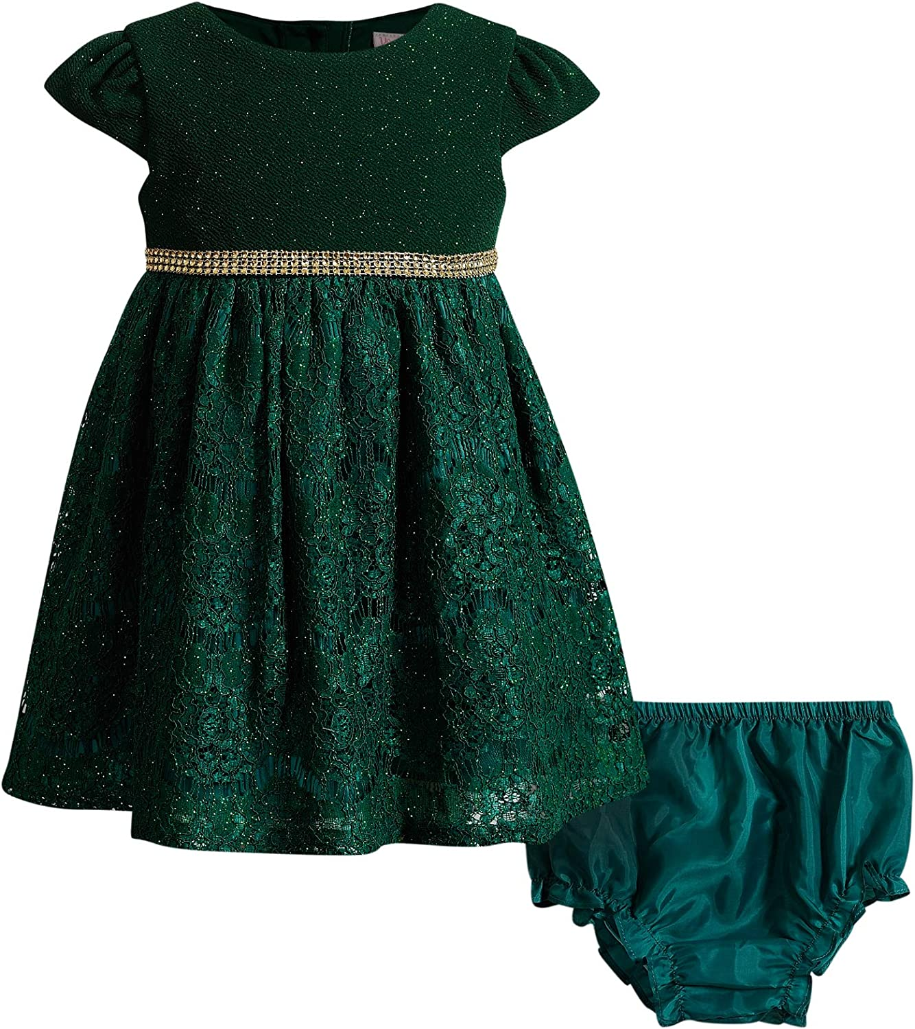 Youngland Baby Girls Special Occasion Holiday Dress