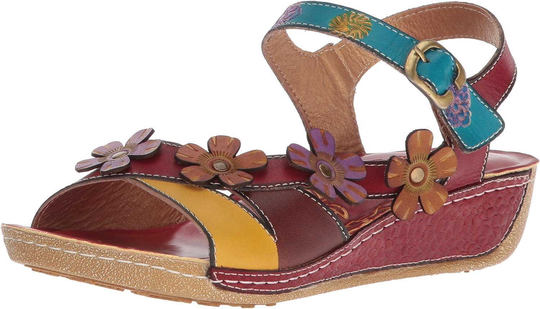 L'Artiste by Spring Step Womens Belana Sandals