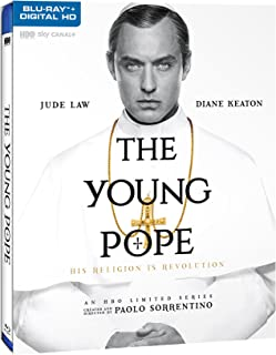 Best The Young Pope: Blu-Ray + Digital HD [Blu-ray] Review