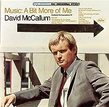 Best david mccallum a bit more of me Reviews