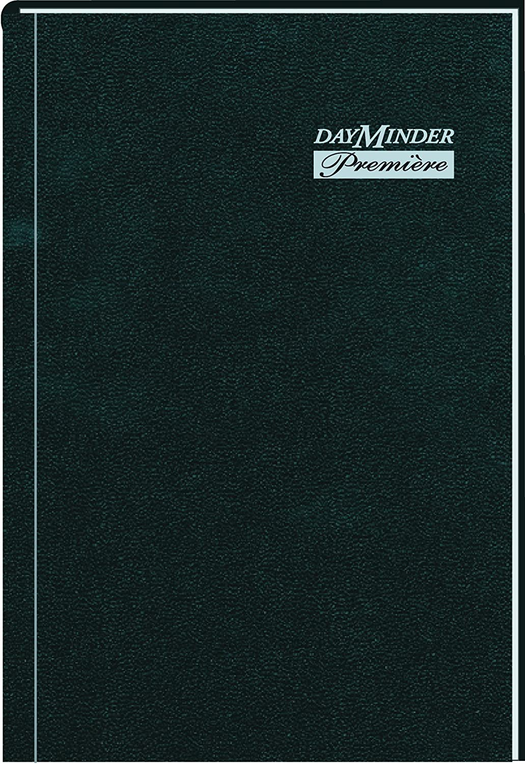 DayMinder Miami Mall 2014 Oakland Mall Premiere Hardcover Book Black Appointment Weekly