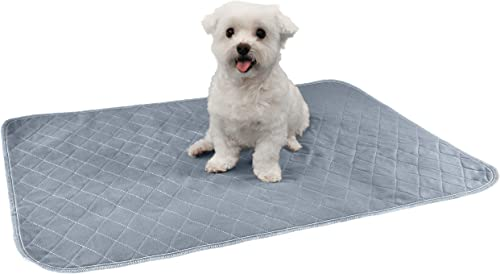 PIPCO PETS - Washable Pee Pad for Dogs, Pets | Absorbent, Leak-Proof Mat | Eco-Friendly, Reusable, Easy Care | Indoor...