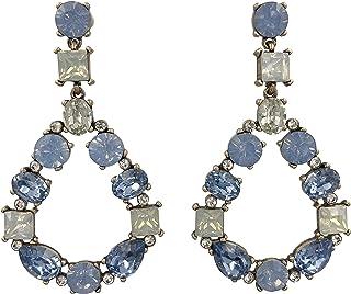 Vintage Look Fancy Formal Prom Boutique Style Dangle Drop Post Earrings