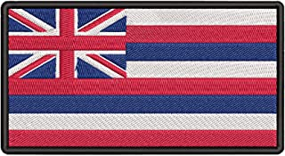 Hawaii State Flag Patriotic USA Collection 3