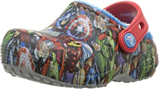 Crocs Kids' Fun Lab Lined Avengers Clog