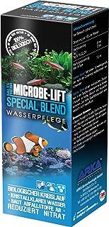 Microbe-Lift 9001-L Wysoce Aktywne Bakterie do Akwarium Wspomagają Redukcję Zanieczyszczeń Wody Słodkiej i Morskiej, 473 ml