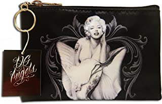 Midsouth Products David Gonzales Art Make up Bag Marilyn Monroe Scandalous