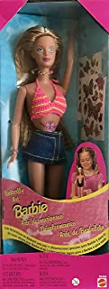 Butterfly Art BARBIE Doll w Cool Decorations (1998)