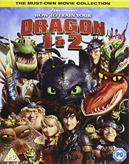 How To Train Your Dragon/How To Train Your Dragon 2 Region Free