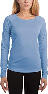 Women's UPF 50+ UV Sun Protection Outdoor Performance Long Sleeve T-Shirt