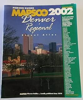 Pierson 2001 Denver Regional Street Atlas