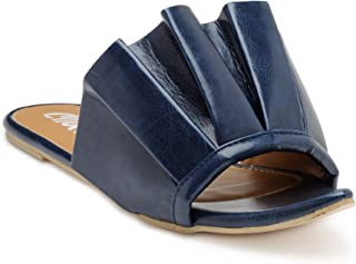 Chalk Studio - Ruche - Blue Ink - Sandals