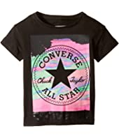 Converse Kids - In the Clouds Tee (Toddler/Little Kids)