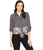 Evelyn Long Sleeve Blouse