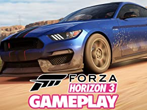 Clip: Forza Horizon 3 Gameplay