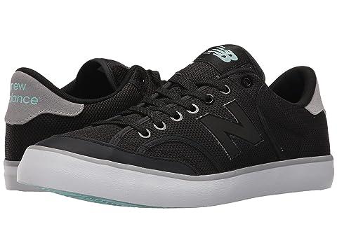 Mens New Balance Classics Procts1 Black White Tennis Shoes Z48947