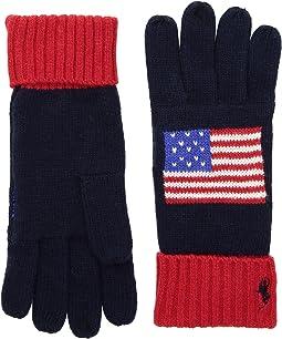 Polo Ralph Lauren - USA Polo Gloves