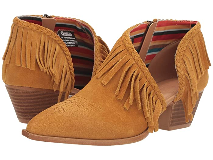 Kindred Spirit  Shoes (Mustard) Cowboy Boots