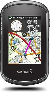 Garmin eTrex Touch 35   GPS Outdoor Navigationsgerät mit Topo Active Europakarte, 2,6 Farbdisplay, vorinstallierten Aktivitätsprofilen, Barometer, ANT+ Schnittstelle (Generalüberholt)