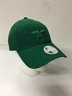 Dallas Cowboys St. Patricks Day League New Era Women Adjustable Cap Green- Dad Hat 9TWENTY Collectible 4-Leaf Clover