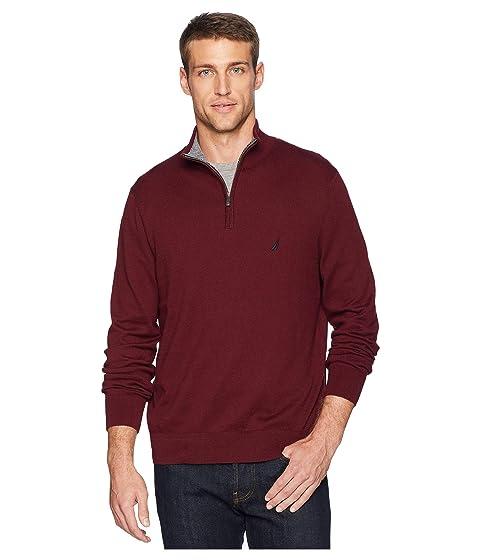 12 Gauge 1/4 Zip Sweater
