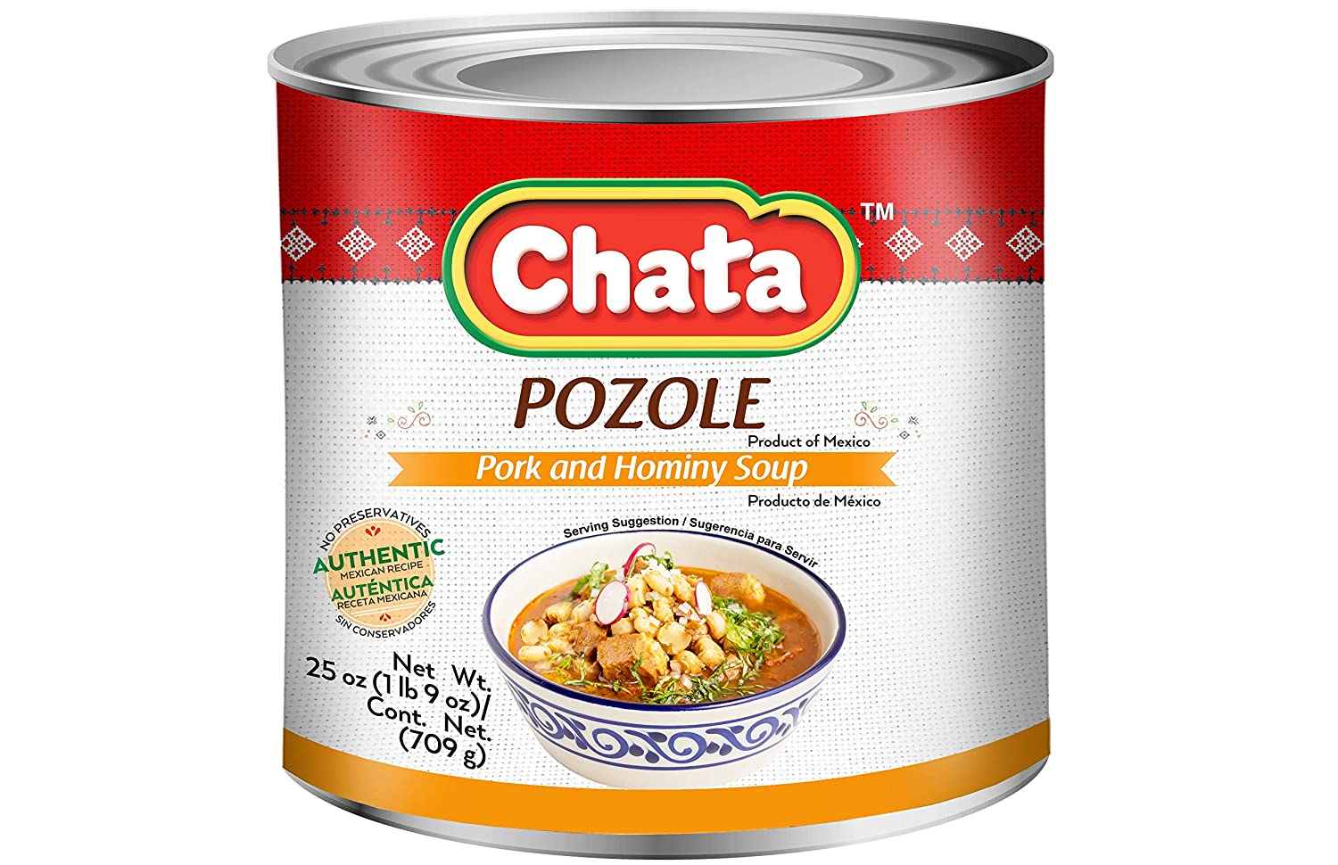 Chata Pozole Pork and Hominy Spasm price Soup + Phoenix Mall Ground Corn Can Stew