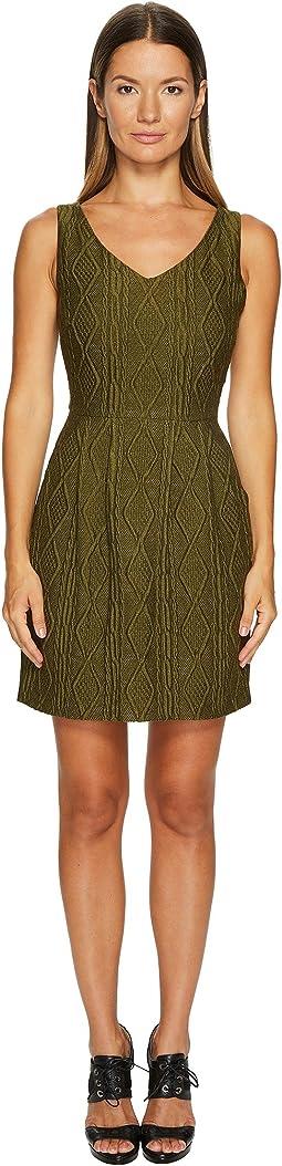 Boutique Moschino Sleeveless Knit Dress