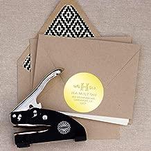 Three Designing Women Foil Seals for Designer Embosser, Gold
