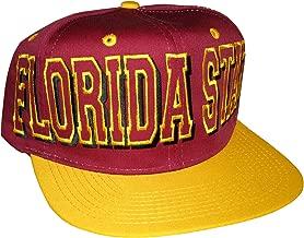 Drew Pearson Men's Snapback Cap Vintage Nos Florida State Cap Cyber Week Sale !!!