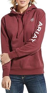 ARIAT Women's Logo Arm Hoodie
