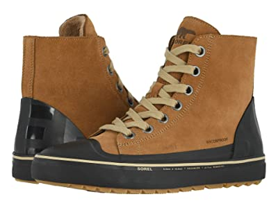 SOREL Cheyannetm Metro Hi Waterproof (Elk/Black) Men