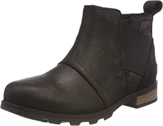 Sorel Women's Emelie Chelsea Waterproof Boots