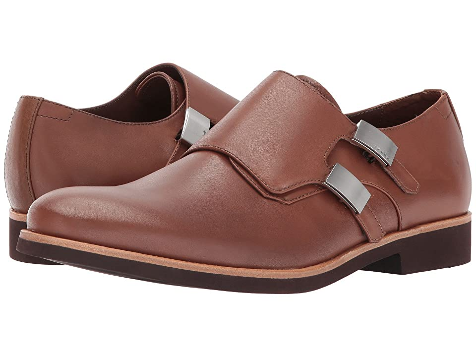Calvin Klein Finnegan (Tan Calf) Men