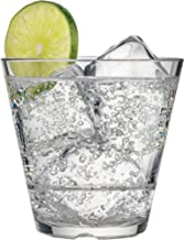Best large acrylic cocktail glasses Reviews