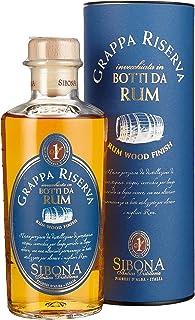 Sibona Grappa Riserva Botti da Rum 1 x 0,5 l