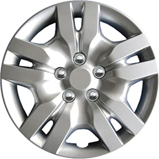 """Drive Accessories 1036 Silver 16"""" ABS Plastic Aftermarket Wheel Cover"""
