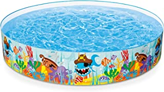 """Intex Ocean Reef Snapset Inflatable Pool, 8' X 18"""", for Ages"""