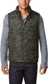 Heat Weatherproof Men's Packable Down Vest