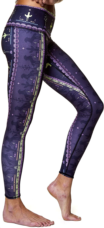teeki, Women's Hot Pants or Leggings, Wild and Free Pattern