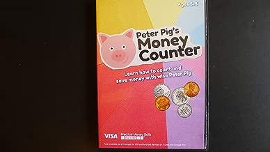 peter pig money