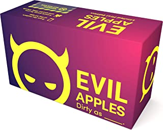 Evil Apples: Dirty as ____. (Limited First Edition)