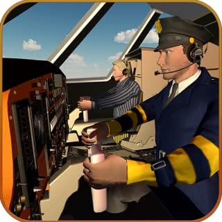 Pilot Airplane Flight Simulator