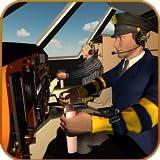 Simulateur de vol Pilote d'avion