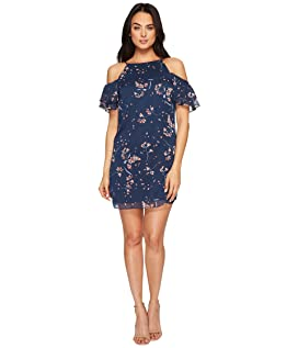 Nika - Off the Shoulder Floral Dress