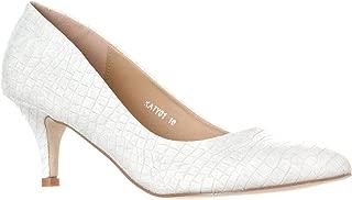 Best grey kitten heels Reviews
