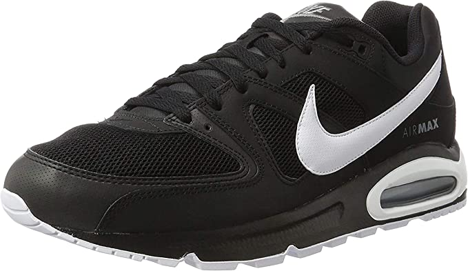 Nike Air Max Command Sneaker Shoes black/white 629993-032