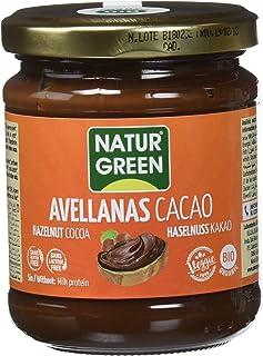 comprar comparacion NATURGREEN CREMA AVELLANAS CHOCO SIN LECHE 200 gr