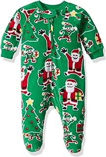 Girls' Baby Christmas Blanket Sleeper